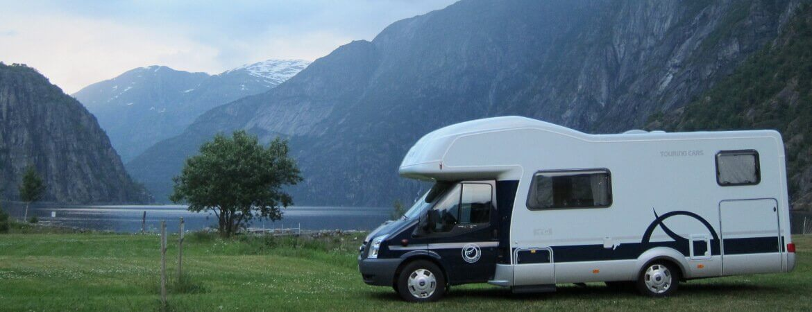Camper in Norwegen