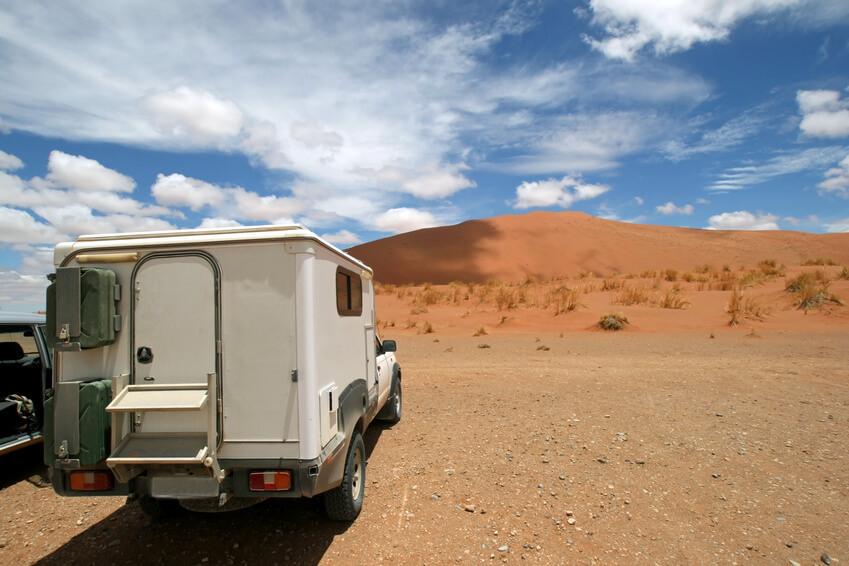 Sossuvlei. Namibia