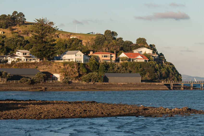 Devonport suburb of Auckland, New Zealand