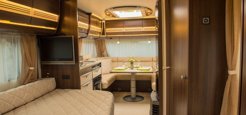 Luxus Camper