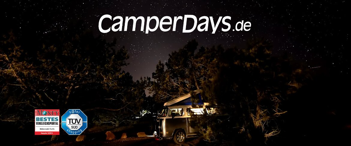 CamperDays TV Spot