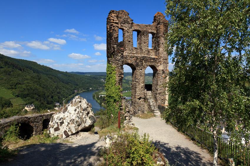 Ruine Grevenburg © andreas-edelmann – Fotolia.com