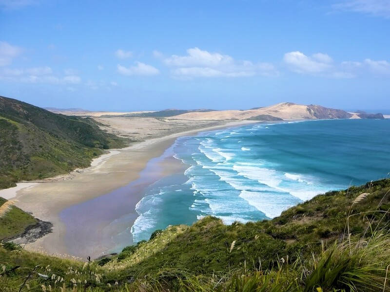 Cape Reinga - Strand