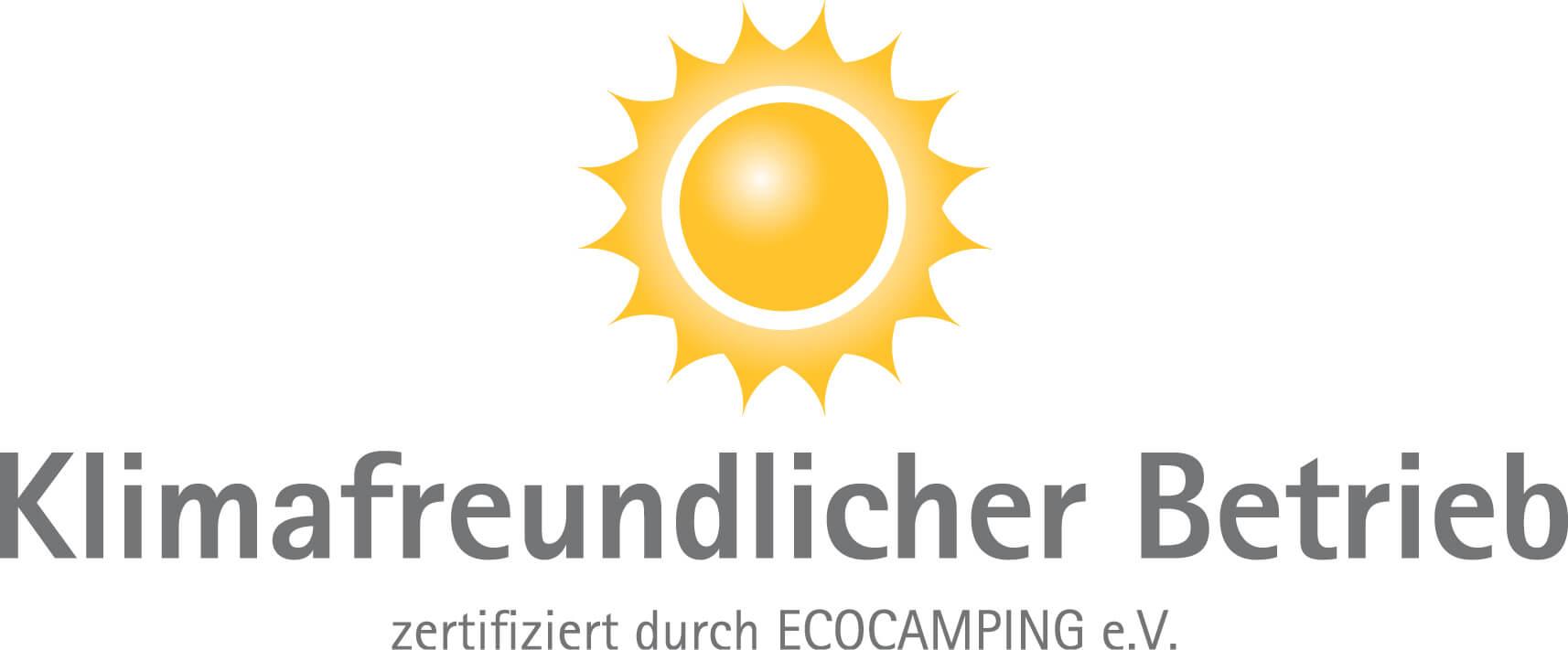 ECOCAMPING_Klimafreundlicher Betrieb