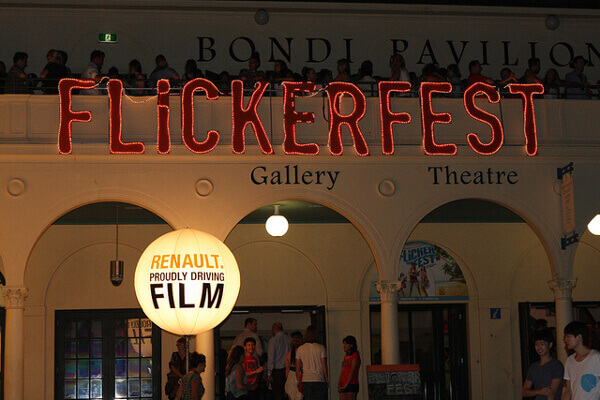 Flickerfest für Kurzfilme, Sydney