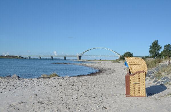 Strand auf der Familieninsel Fehmarn