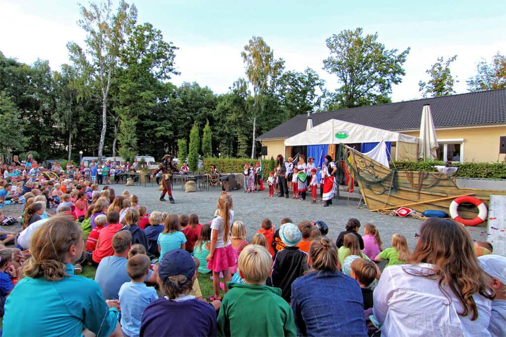 Animationsprogramm im Campingpark Kühlungsborn