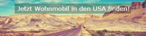 Wohnmobil in den USA bei CamperDays mieten