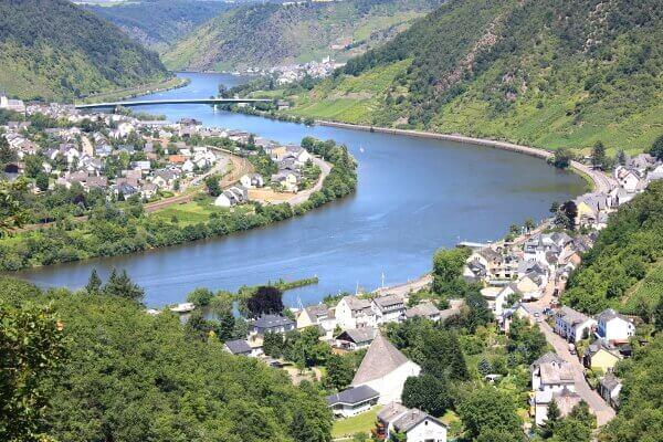 Mosel bei Brodenbach
