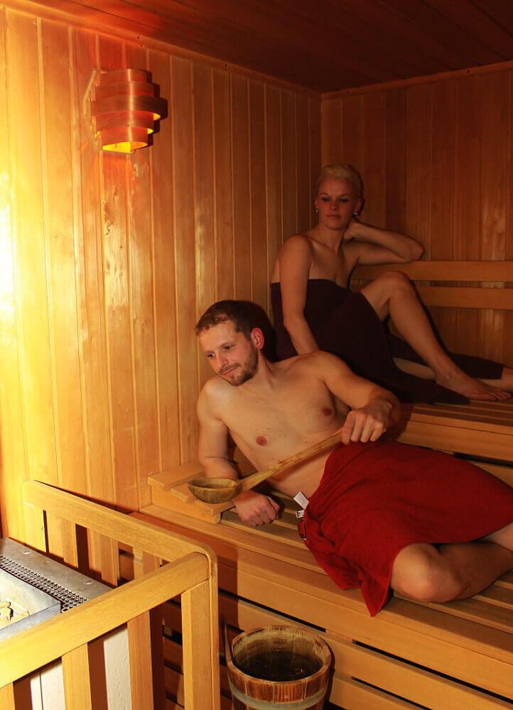 Sauna Ferienpark Zierow