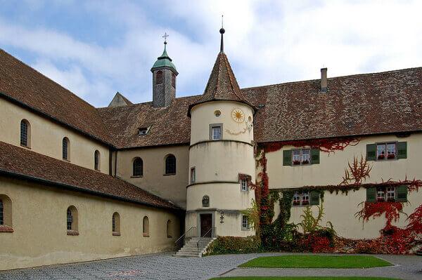 Schloss Königsegg nahe Münster St. Maria & St. Markus