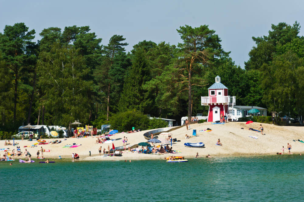 Strand am Südsee-Camp