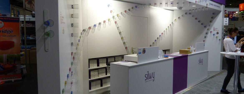 Silwy auf dem Caravan Salon 2016