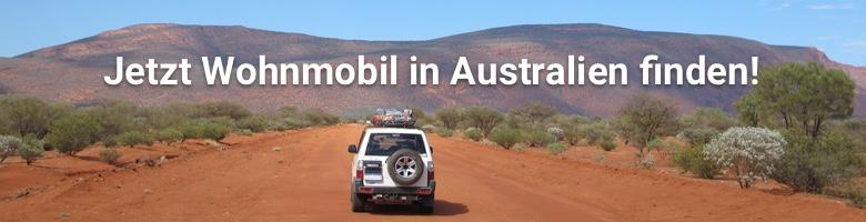 Wohnmobil in Australien bei CamperDays mieten