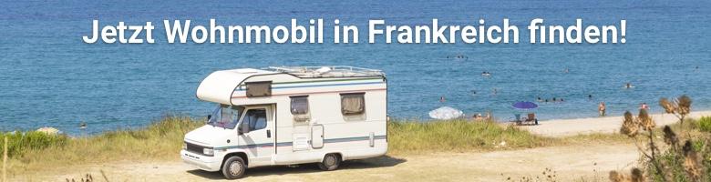 Wohnmobil in Frankreich bei CamperDays mieten