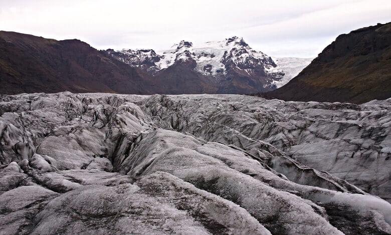 Vatnajökull-Gletscher