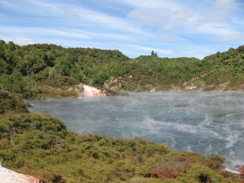 Waimangu Thermalquellen