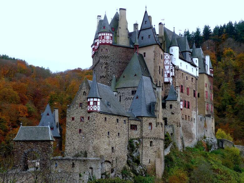 Das deutsche Märchenschloss schlechthin - Burg Eltz