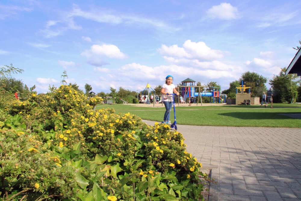 Kinderspielplatz Nordsee-Camp