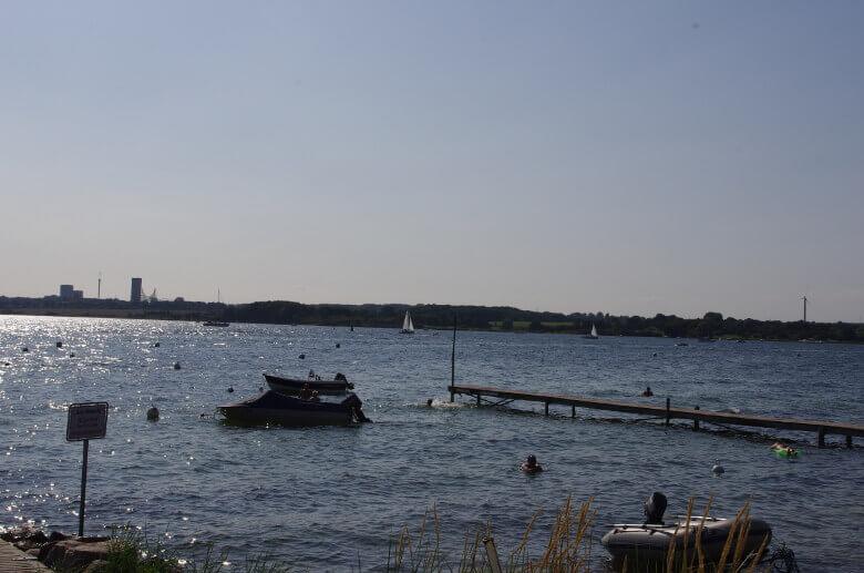 Campingplatz Am Strande direkt an der Nordsee