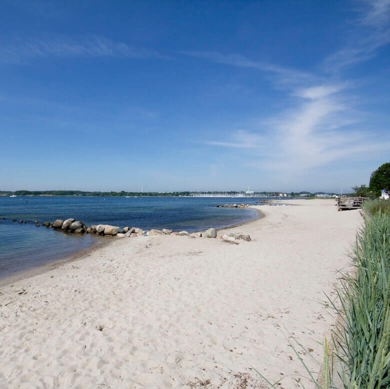 Campingplatz Am Strande direkt am Nordseestrand
