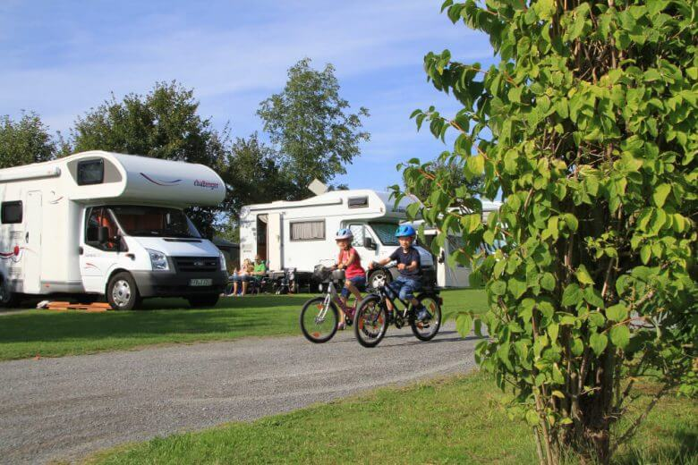 Wohnmobilplätze Nordsee-Camp