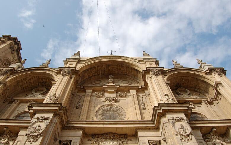Die Kathedrale von Granada
