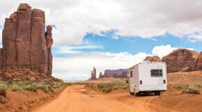 Camper in den USA