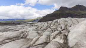 Gletsche im Vatnajökull Nationalpark Island