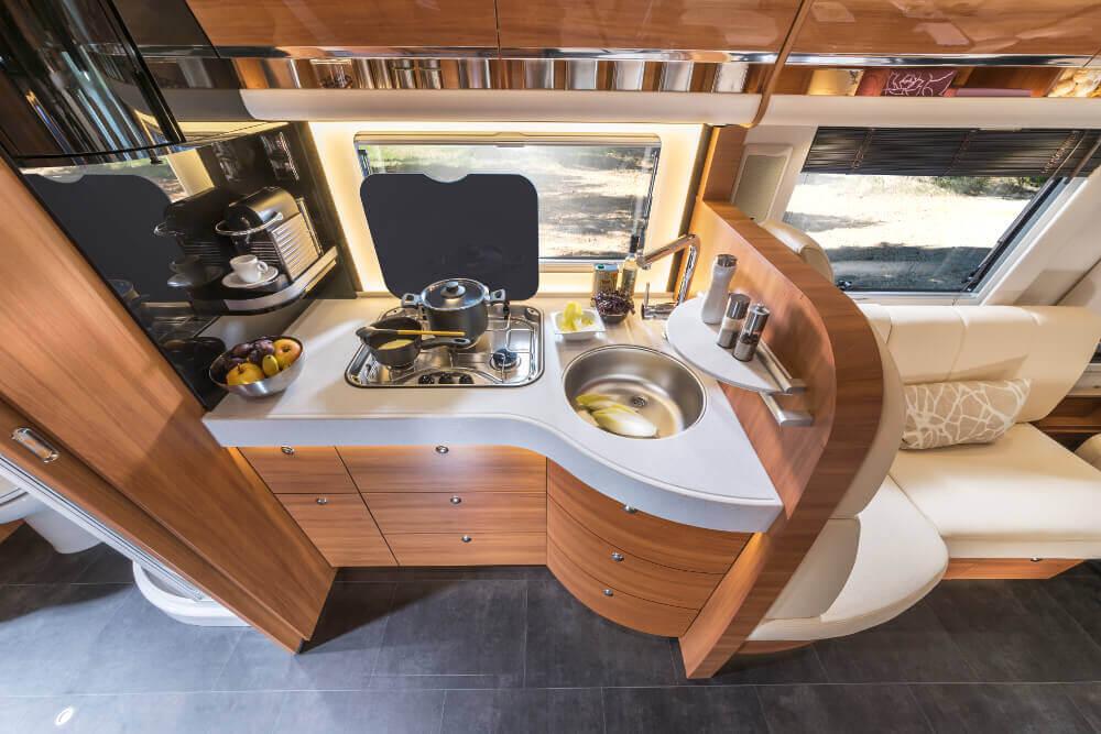 Concorde Charisma Küchenbereich