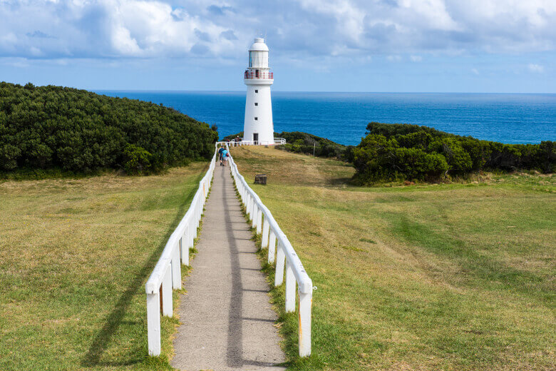 Cape Otway Lighthouse in Cape Otway