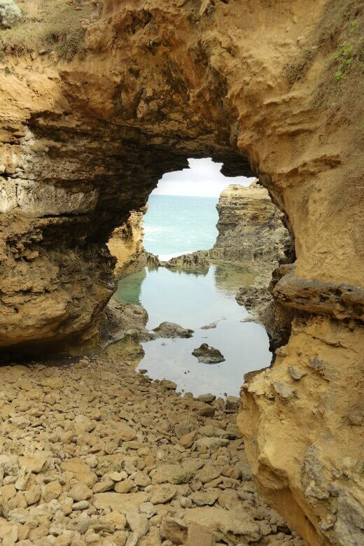The Grotto auf der Great Ocean Road