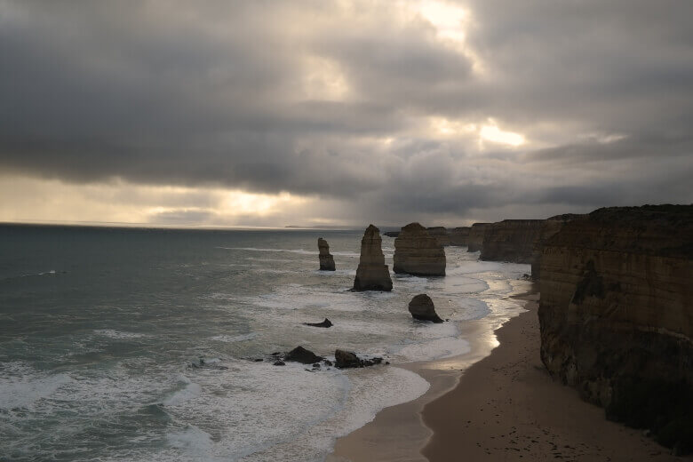 Twelve Apostles auf der Great Ocean Road