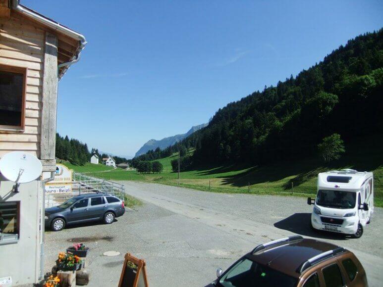 Buura Beizli oberhalb von St. Margrethenberg