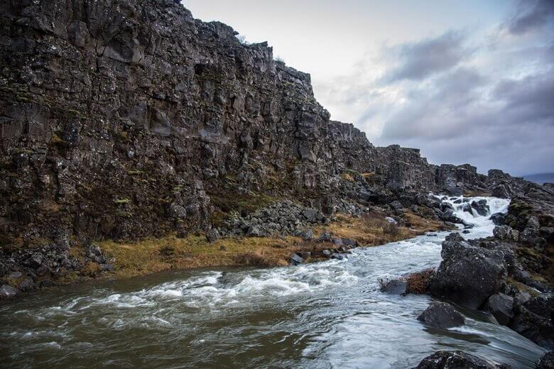 Game-of-Thrones-Drehort im Thingvellir-Nationalpark in Island