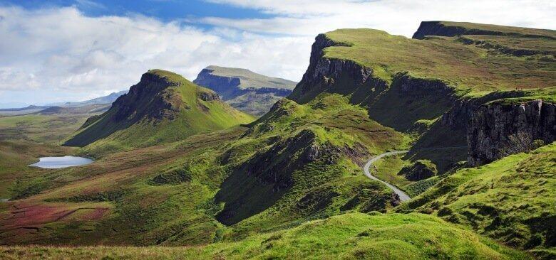 Die zauberhafte Isle of Skye in Schottland