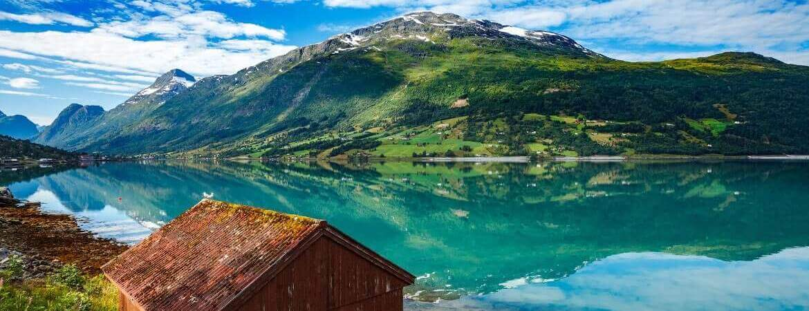 20 Fairy Tale Places You Must See Kjeragbolten 2