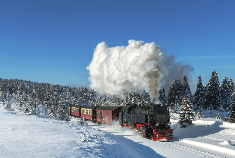 brockenbahn harz wintercamping