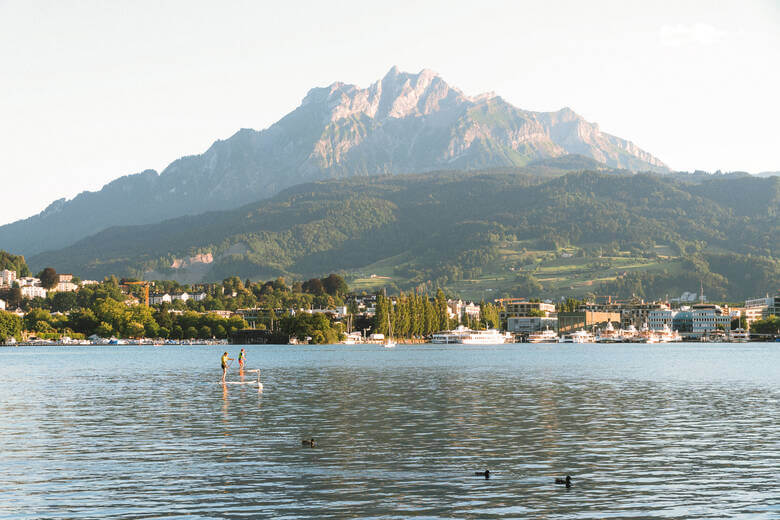 Vierwaldstättersee, Luzern