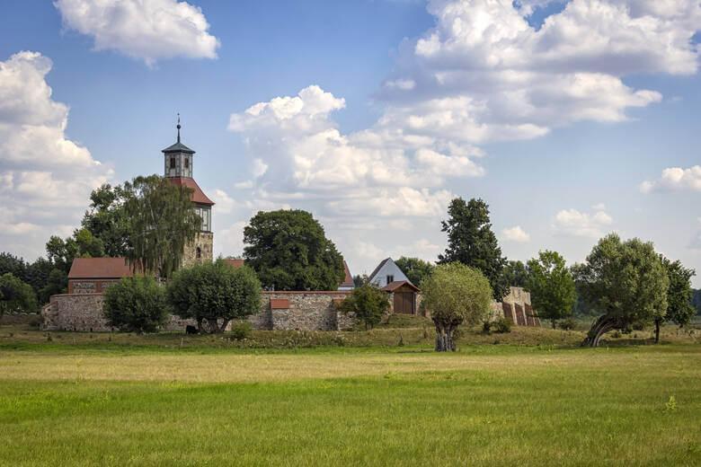 Wasserburg Walternienburg in Sachsen-Anhalt