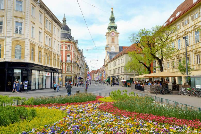 Grazer Innenstadt